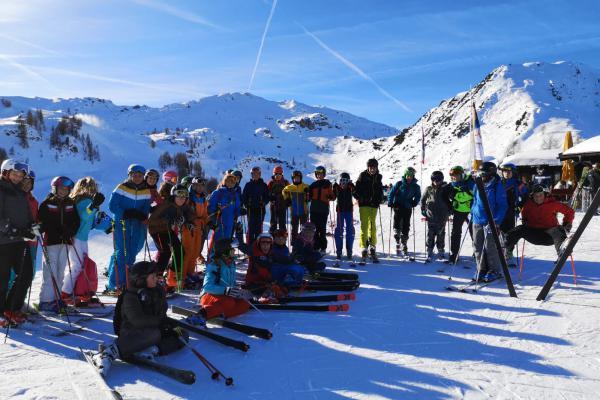 Skilager der 7. Klassen 2019