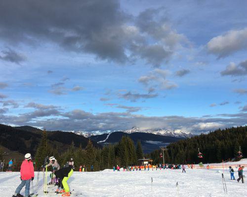 Skilager der 7. Klassen 2018