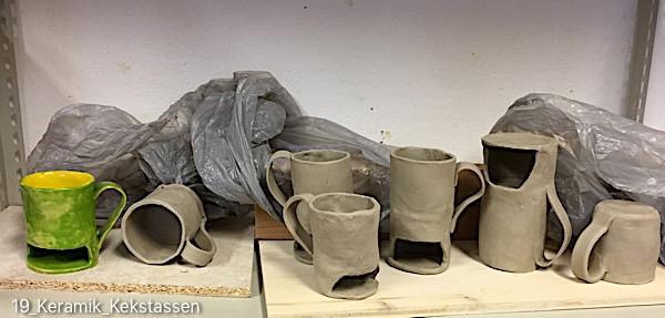 Wahlkurs Keramik
