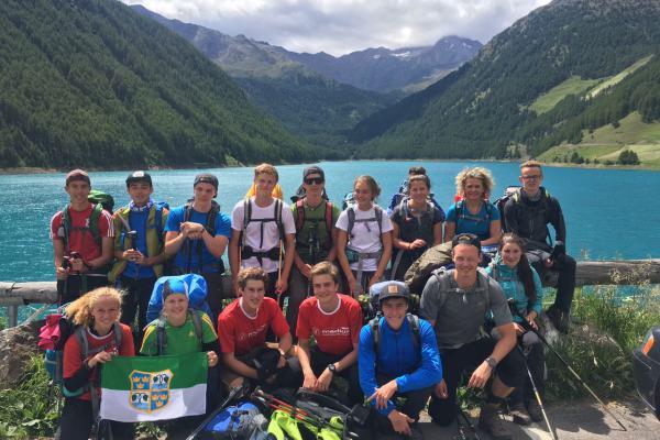 P-Seminar Alpencross