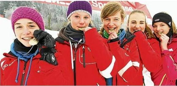 Landesfinale Ski Alpin 2013