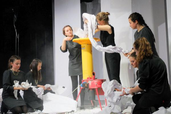 Faust 2018 - Ein Theaterstück der Anderen