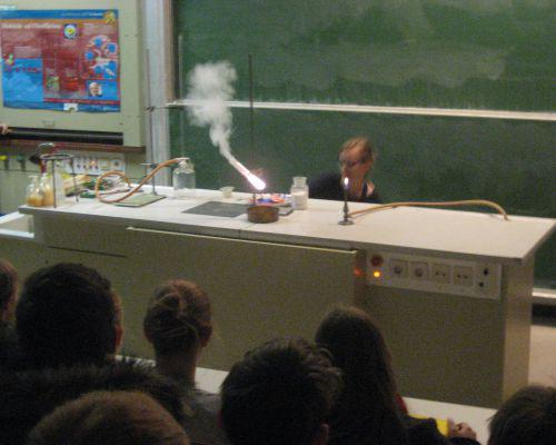 Chemie im Advent