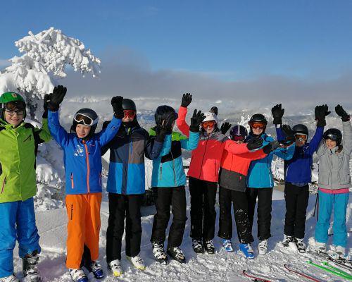 Skilager Dezember 2017
