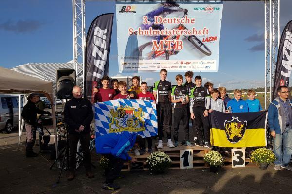 Deutsche Schulsportmeisterschaft MTB 2019