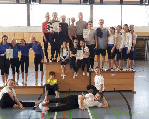 Kreismeisterschaften Gerätturnen 2018