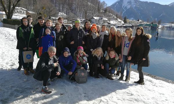 "Exkursion der Klasse 7c: ""Tourismus im Tegernseer Tal"""